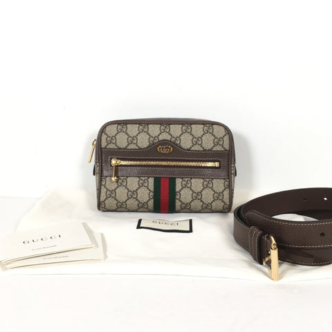 GUCCI OPHIDIA BELT BAG