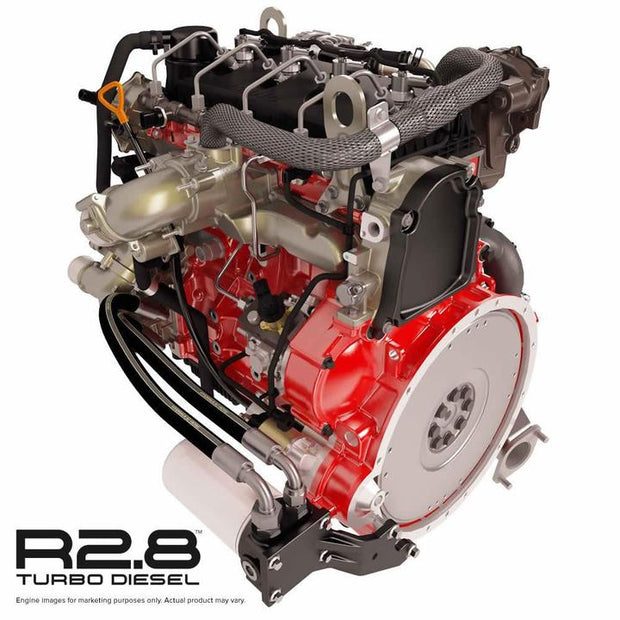 Cummins R2.8 Turbo Diesel Crate Engine