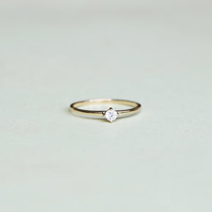 Andrea Sapphire Ring - 9k
