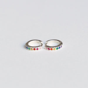 Lotus Hoops - Rainbow
