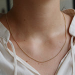 Panser Necklace - 9k