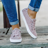 Jeschic  Multicolor Casual Flat Sneakers