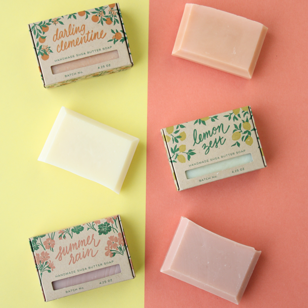 Get To Know Our Soaps: Part 1