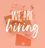 We're Hiring: Part-Time Fulfillment Assistant!