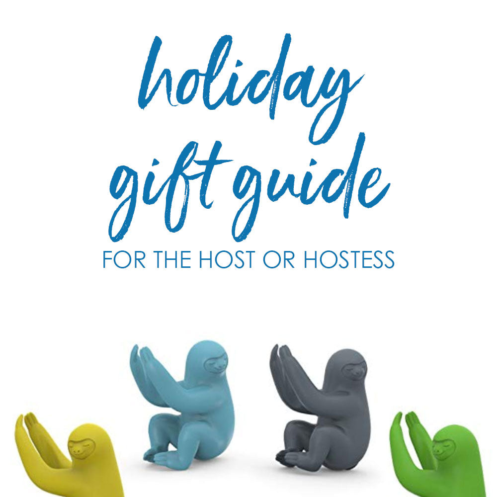 2018 Holiday Gift Guide for the Host or Hostess