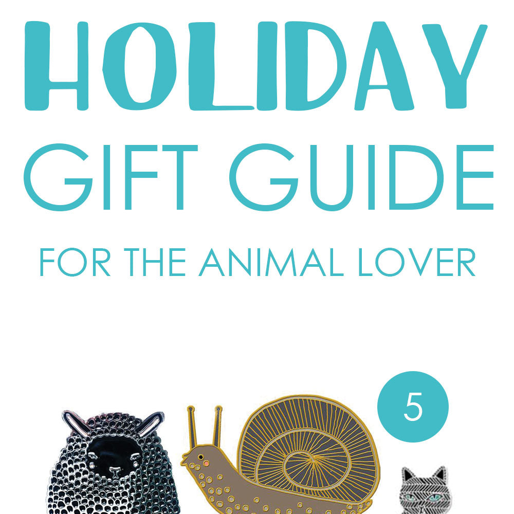 Holiday Gift Guide: Animal Lover