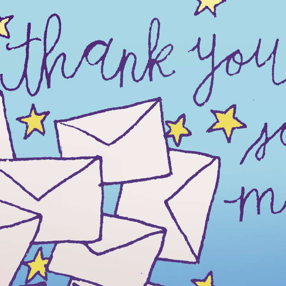 Free Printable: National Thank A Mail Carrier Day
