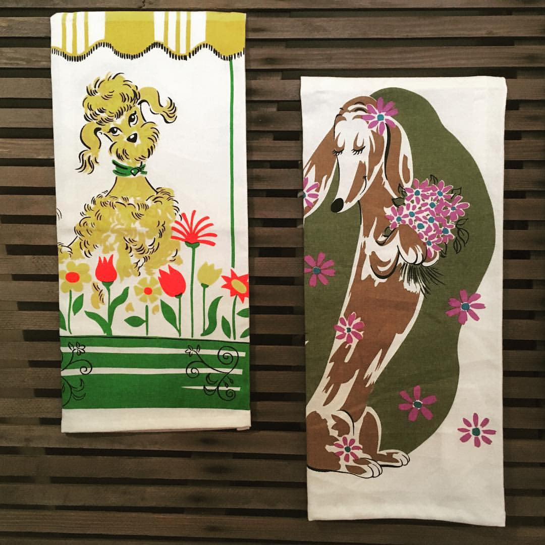 Tea Towels available at Budd + Finn