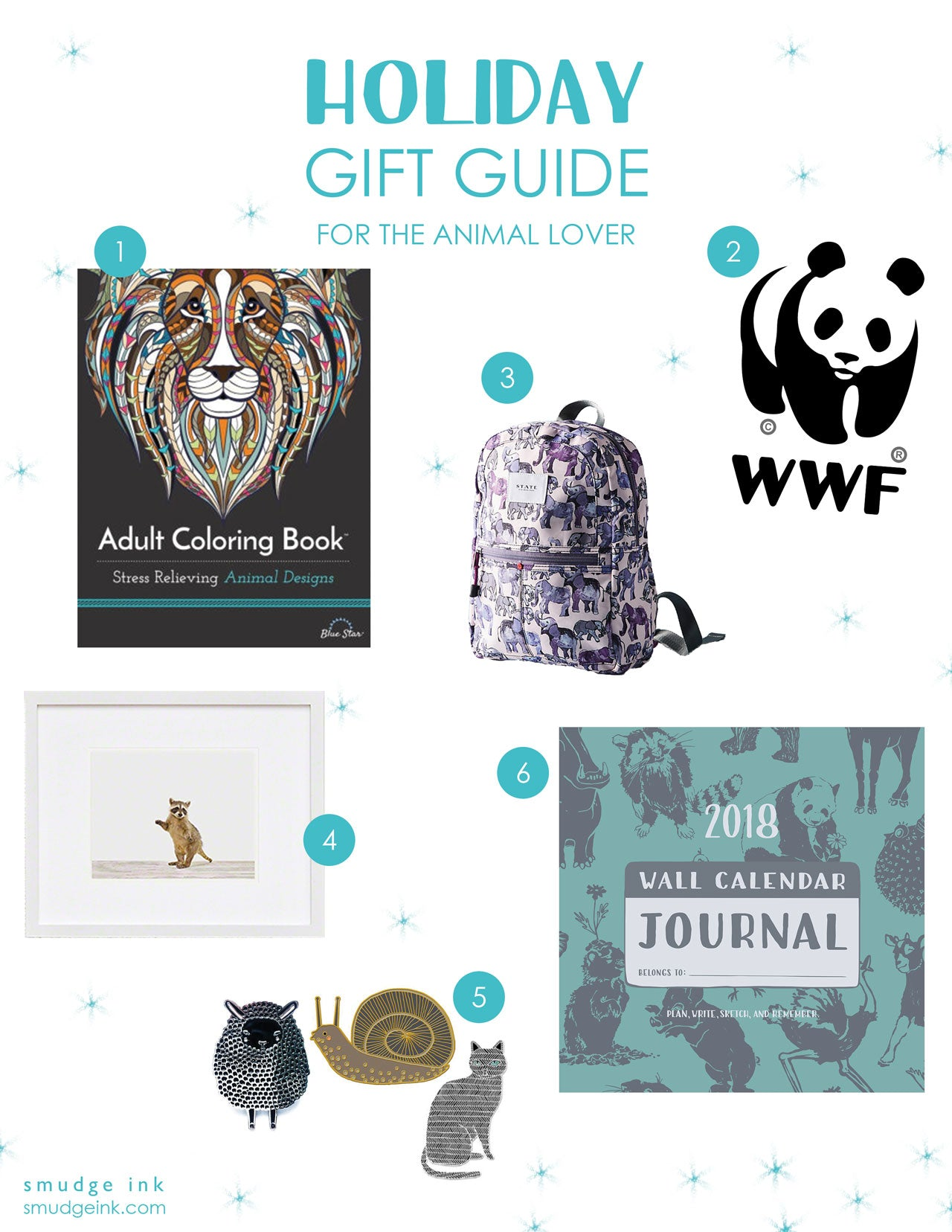 holiday gift guide for the animal lover