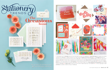 Stationery Trends Summer 2016
