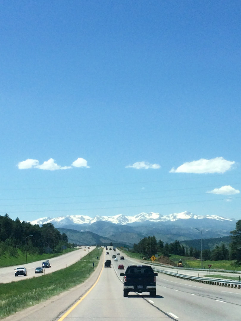I Get Around; Colorado | Drive to Aspen