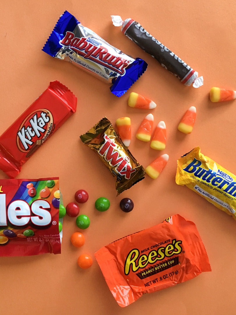 best halloween candy smudge ink