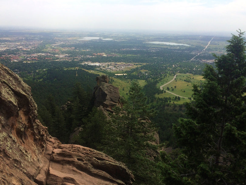 I Get Around: Colorado | Chautauqua Park