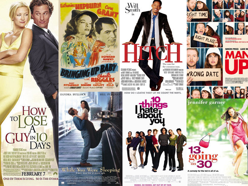 Our Favorite Rom-Coms | Blog | Smudge Ink