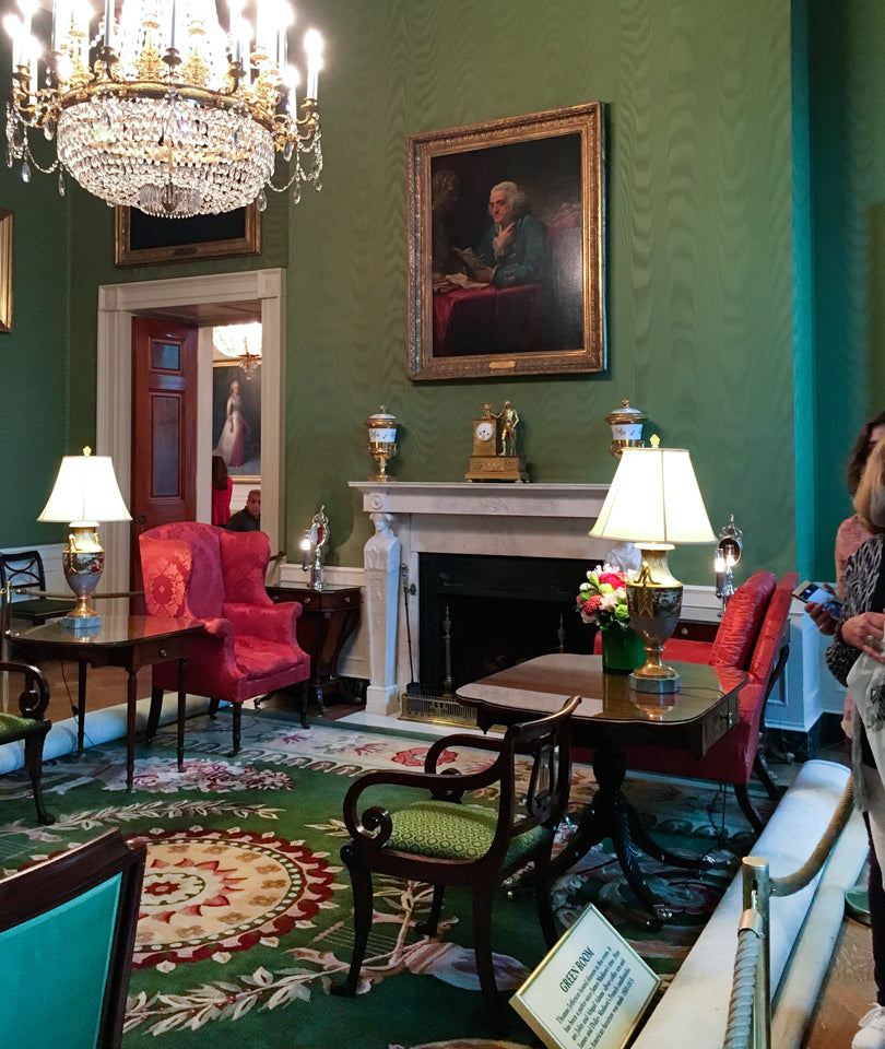 I Get Around: Washington D.C. | White House Tour