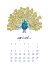 2021 Flight Desk Calendar