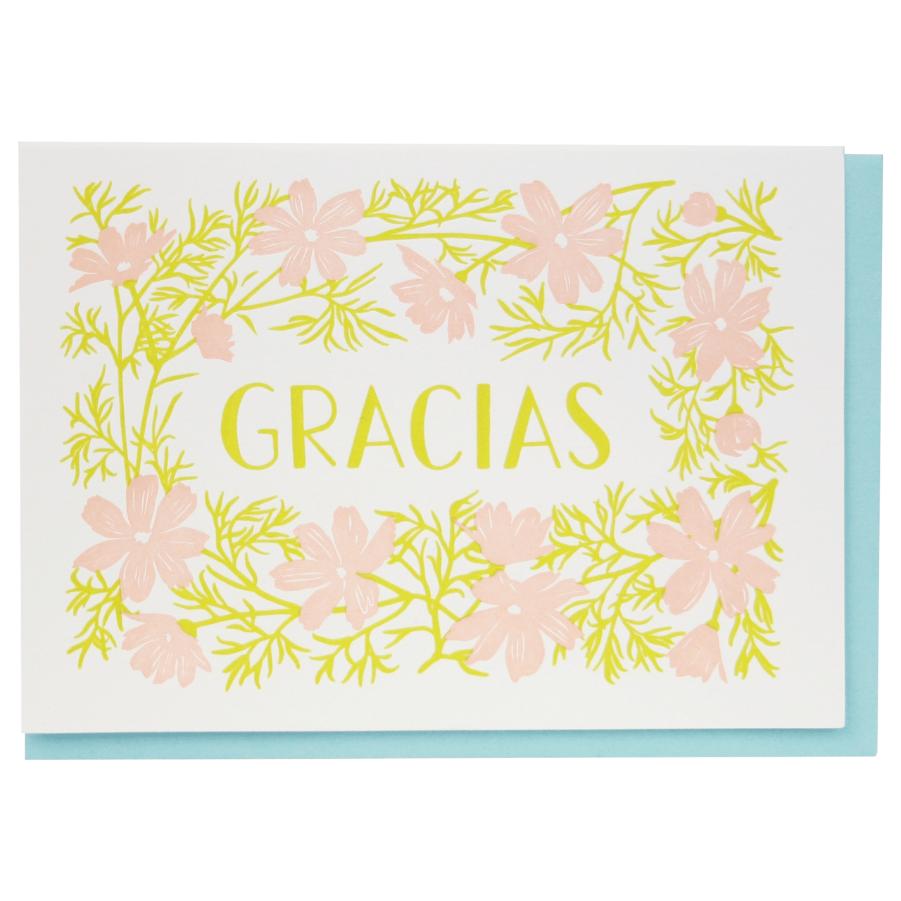 Cosmos Gracias Thank You Notes