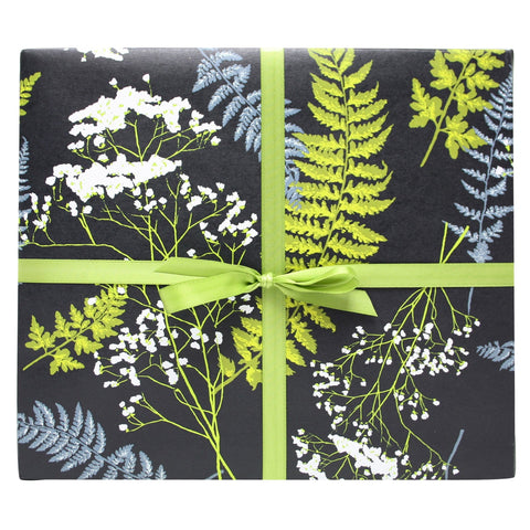 Ferns Gift Wrap