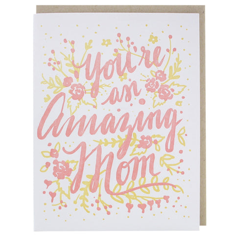 Flourishing Mother's Day Card