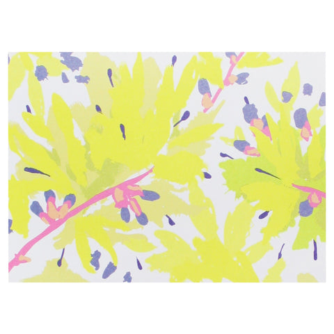 Forsythia Boxed Note Cards