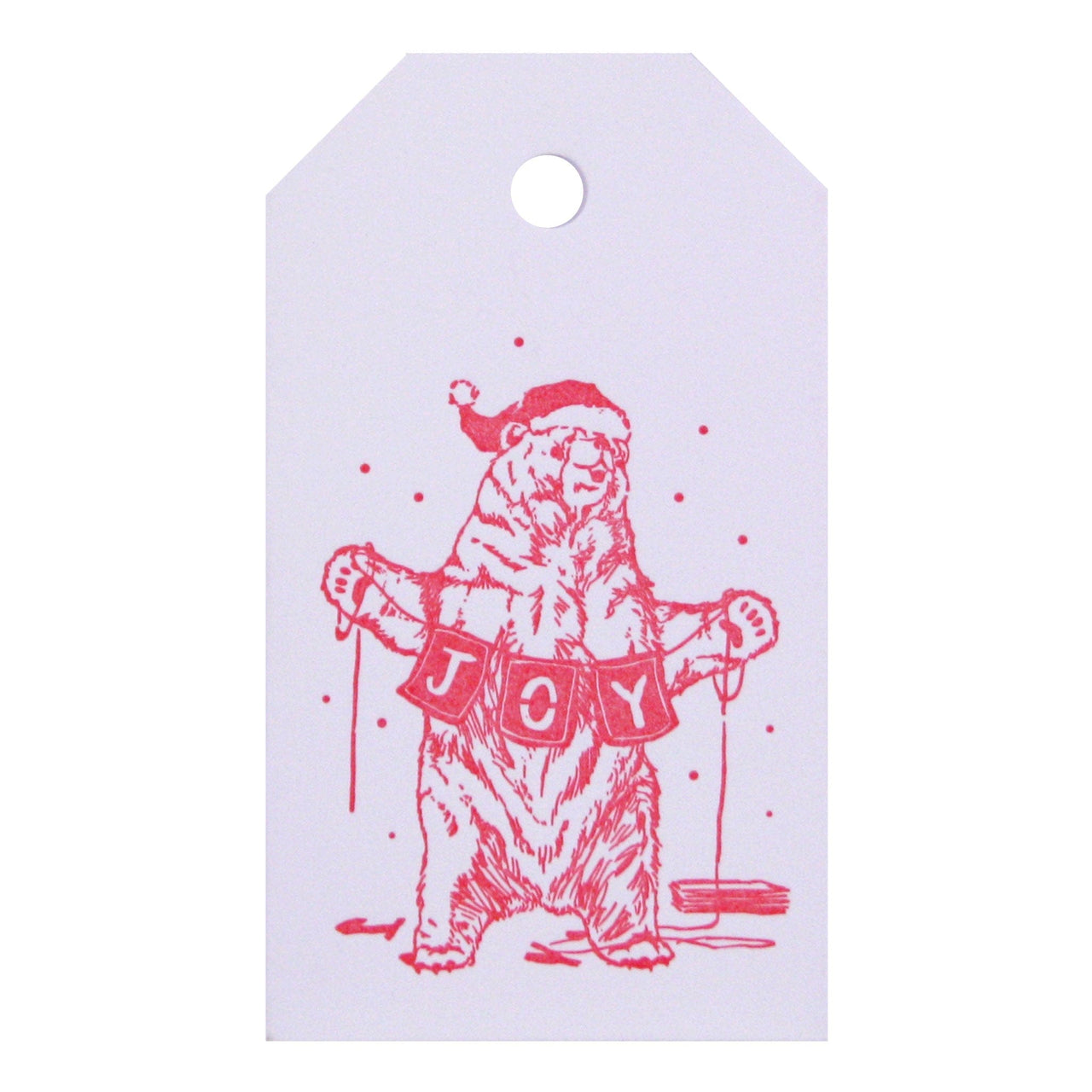 Joyful Bear Gift Tags
