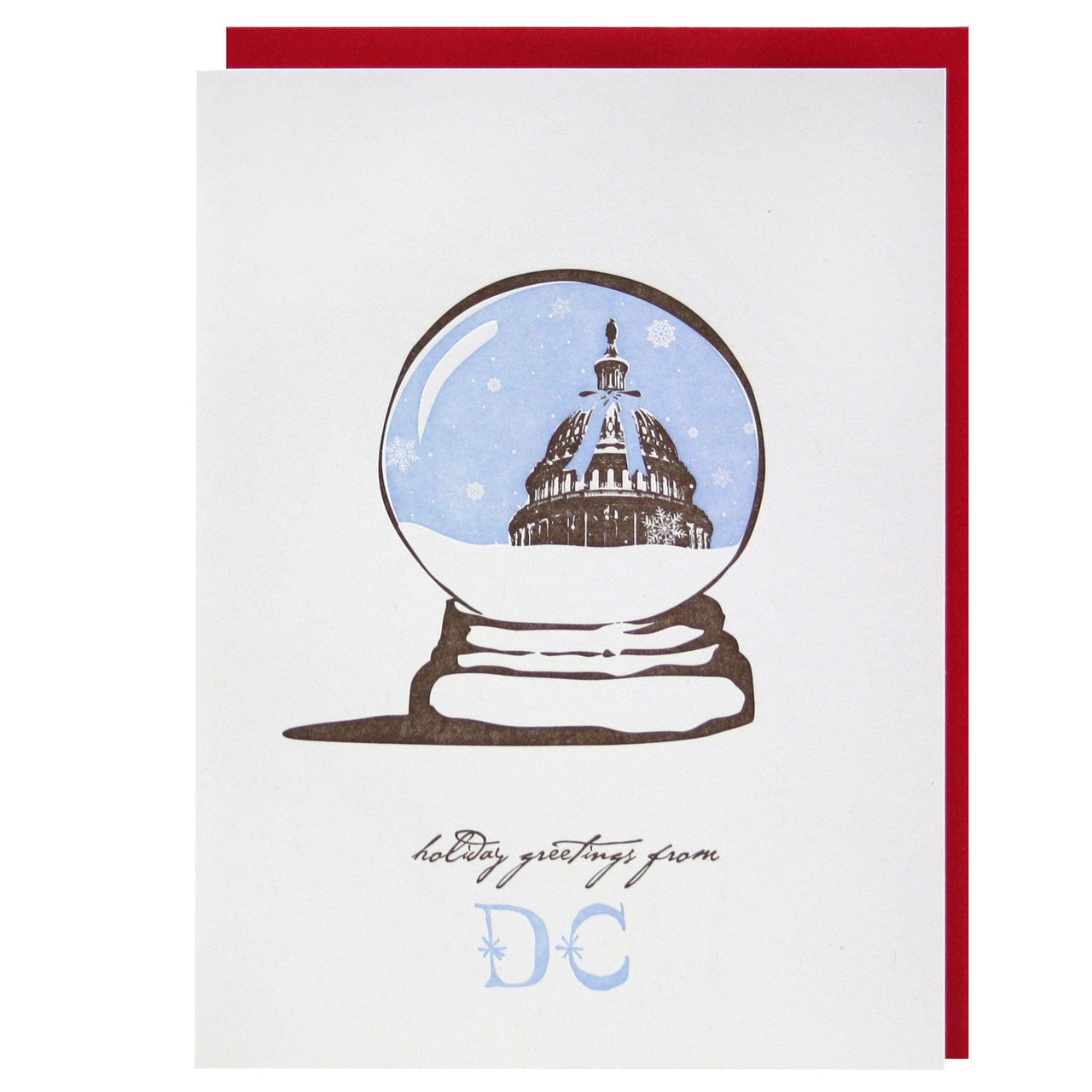 Holiday Greetings from DC Card