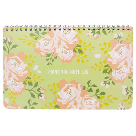Everyday Thank You Note Log