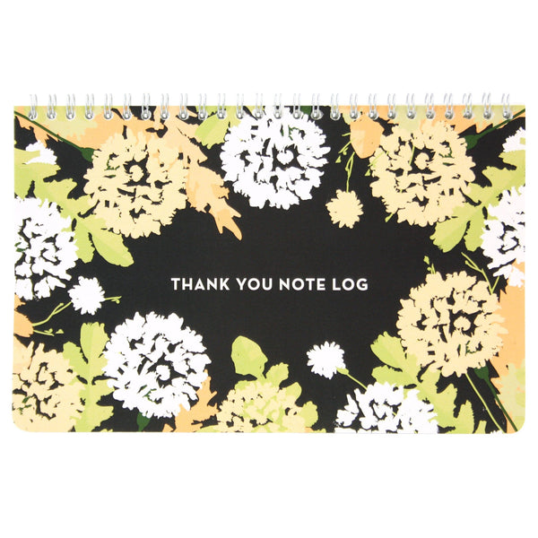 Dandelion Everyday Thank You Note Log