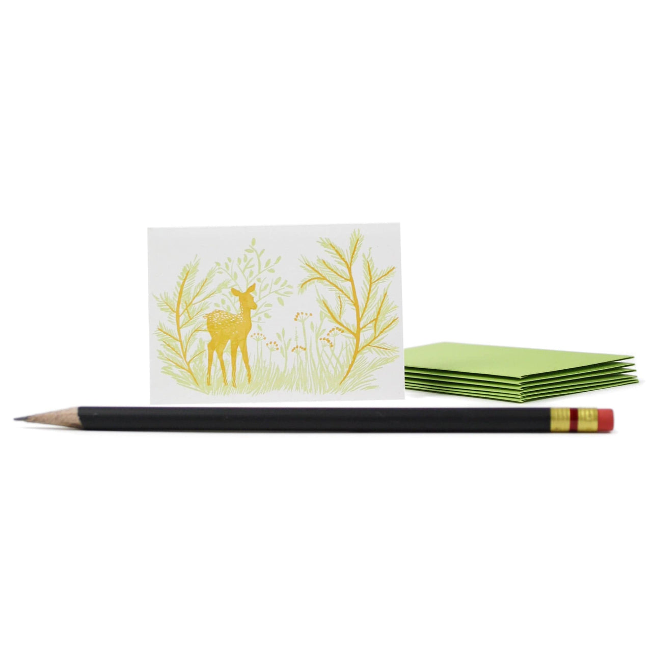 Deer Mini Note Set