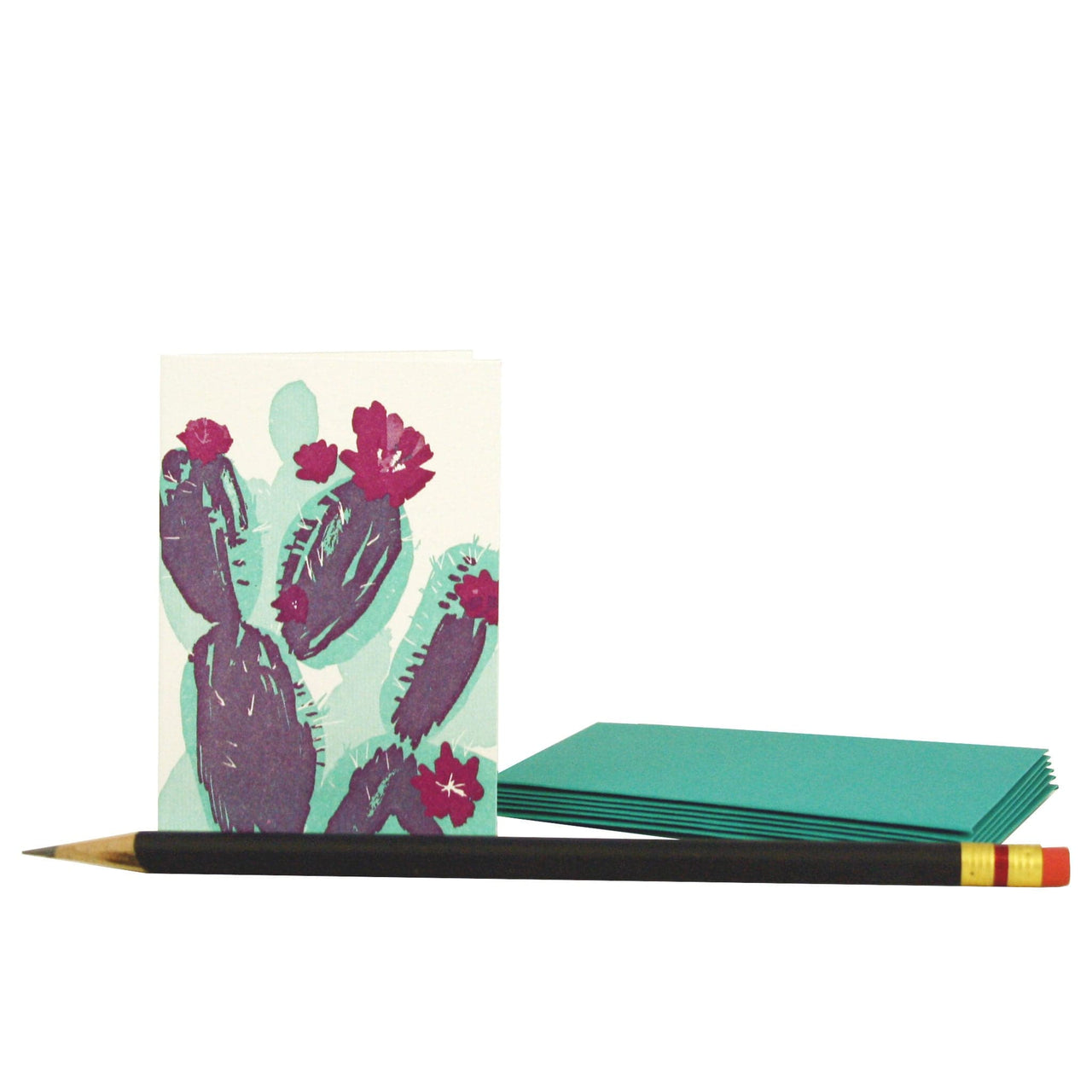Mini Cactus Enclosure Card Set