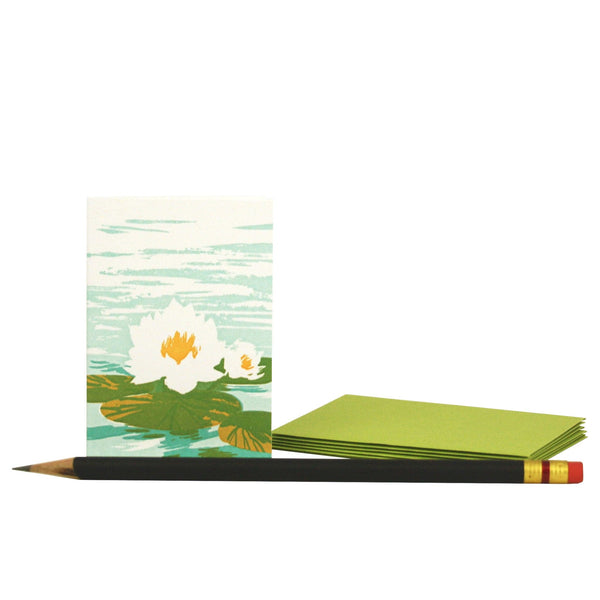 Mini Lilies Enclosure Card Set