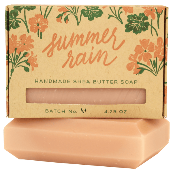 Summer Rain Handmade Soap