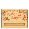 Merry and Bright Handmade Soap