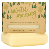 Winter Morning Handmade Soap