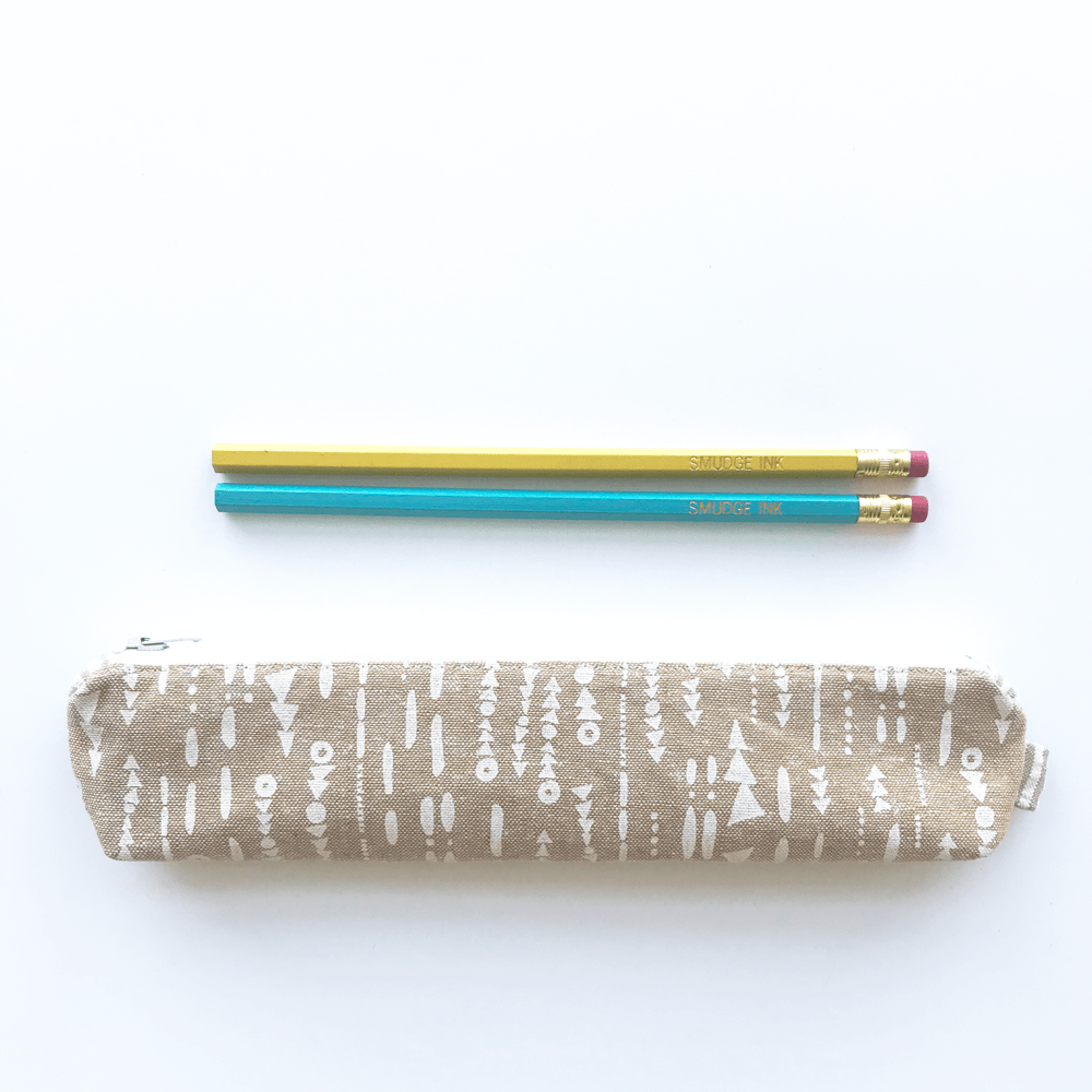 Pencil & Pouch Set