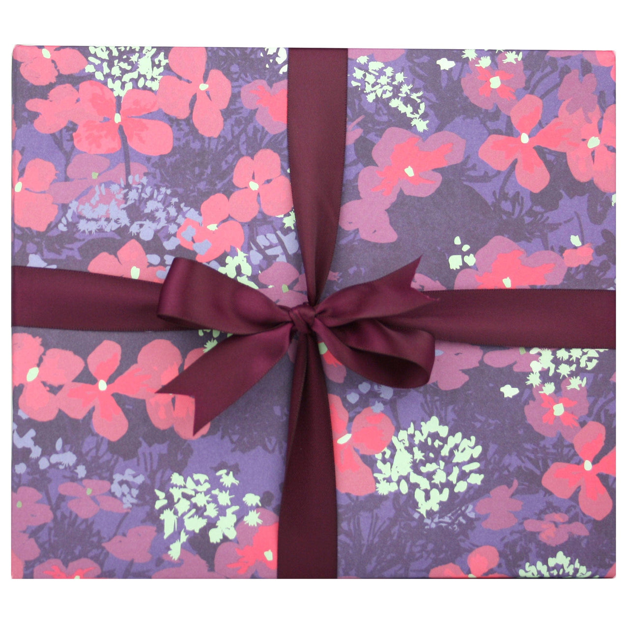 Bluebird Blossoms Gift Wrap