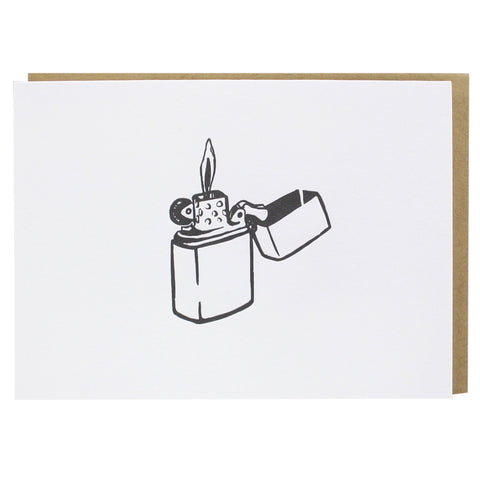 Classic Lighter Note Cards