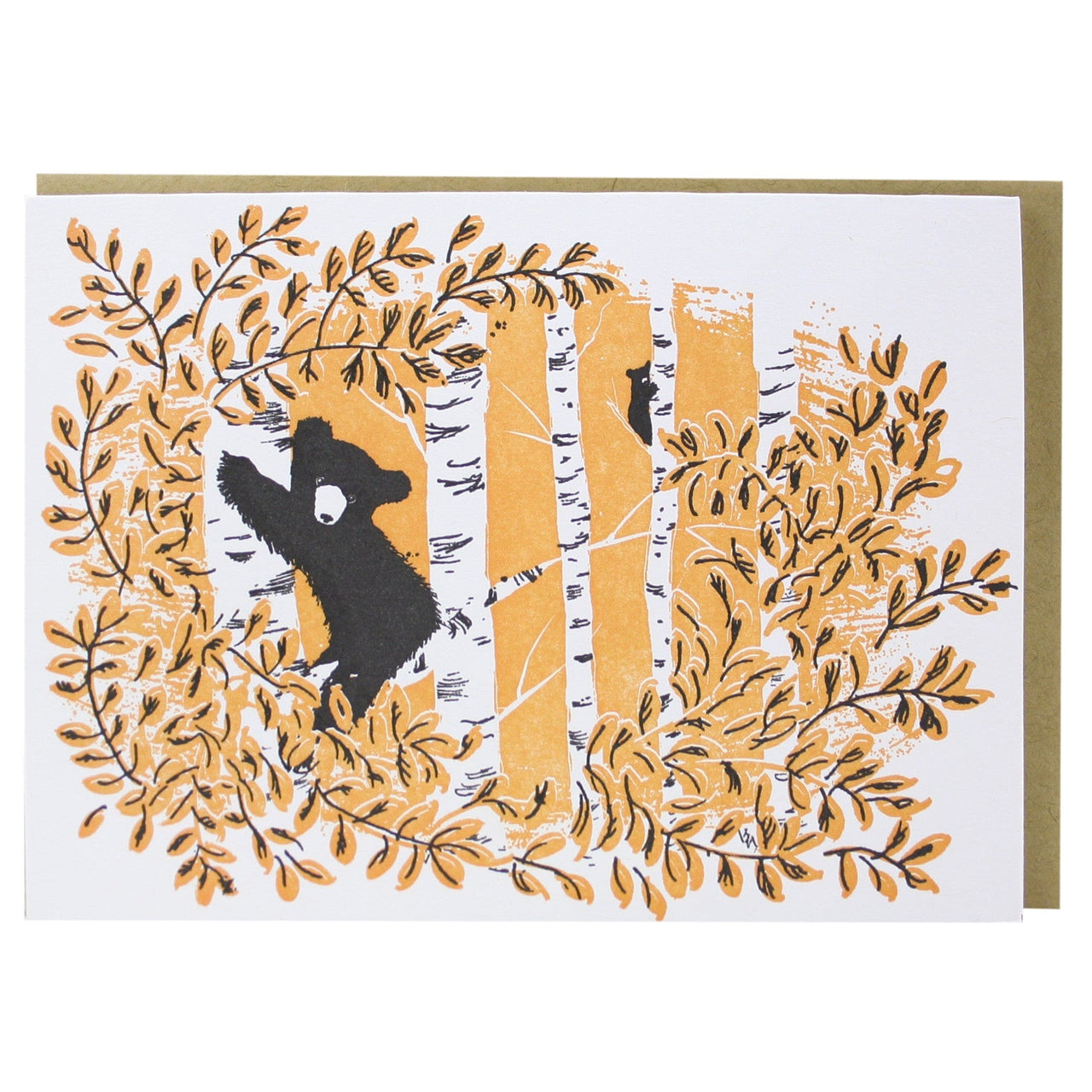 bear-in-forest-note-card