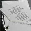 Eliot Letterpress Invitation Suite