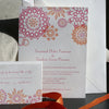 Jubilee Letterpress Invitation Suite