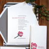 Mercer Letterpress Invitation Suite