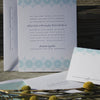 Sanibel Letterpress Invitation Suite