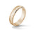Laser Design Dog Steps Steel ring - Monera-Design Co., Ltd