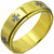 Spinning Gold Cross Ring - Monera-Design Co., Ltd