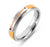 Believe in Yourself Steel Ring with CZ - Monera-Design Co., Ltd