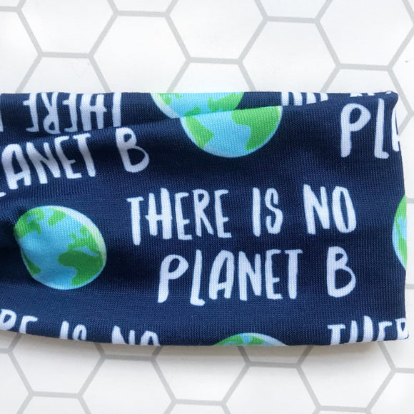 There is No Planet B Knottie