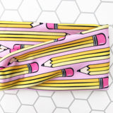 Colorful Pencil Knottie