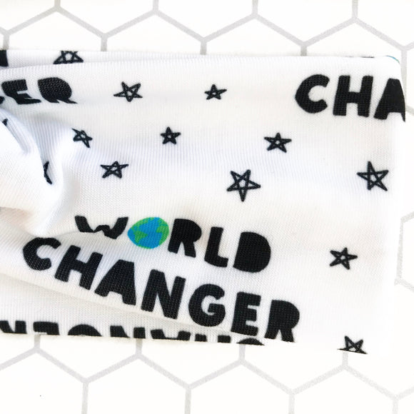 World Changer Knottie