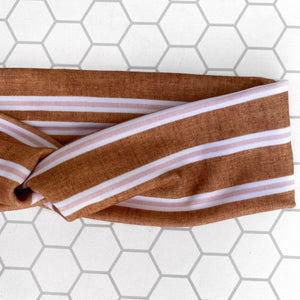 70s Stripes Knottie
