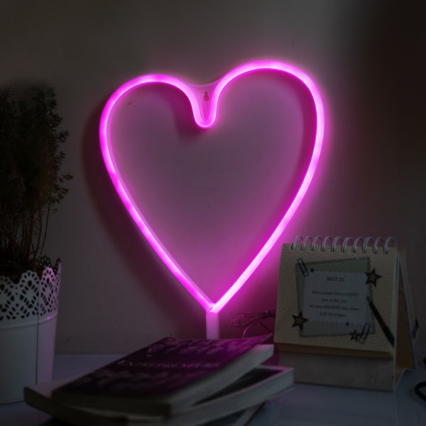 Neon Light - Heart